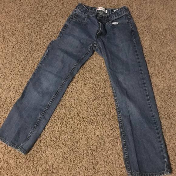 2b78df37322 Levi's Bottoms   Boys Size 12 Levis 505 Regular Jeans   Poshmark